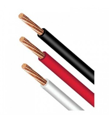 CABLE THHW NGO C-12 1000M No. 111012X-0