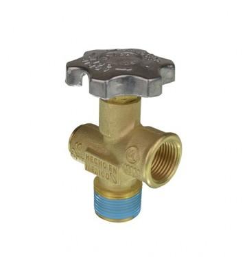 VALVULA P/TANQUE GAS No. 395834