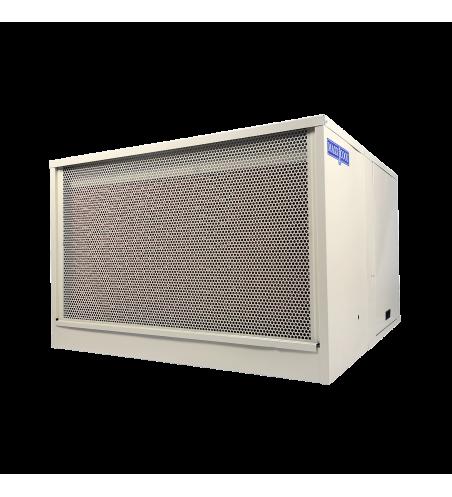 Enfriador de aire para uso residencial salida directa maxicool 4800 frikko m4800i