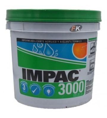 IMPERMEABILIZANTE IMPAC 3000 FIBRATADO 4L