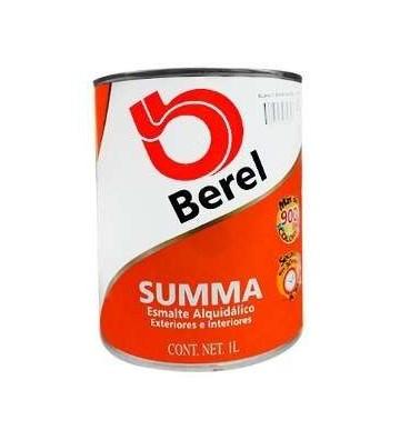 ESMALTE BEREL SUMMA BASE NEUTRA 1L No. 6005