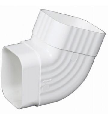 CODO PVC LAT P/CANALETA 2X3 No. AW201B