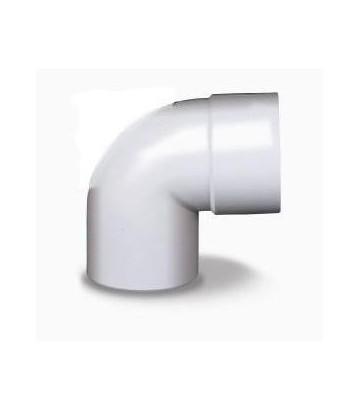 """CODO PVC SANITARIO PARA CEMENTAR. 90 x 4"""""""