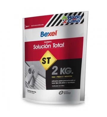 Adhesivo Azulejero Solución Total 2KG