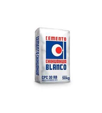 CEMENTO BLANCO 50KG No. PCBCM01