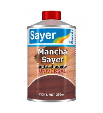 MANCHA CAOBA ING .250 No. TS-6117.10