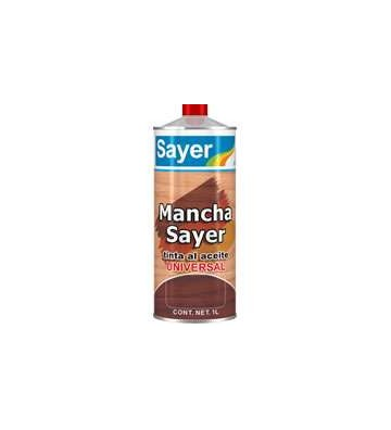 MANCHA NOGAL B/ACEITE 1L No. TS-6114.30