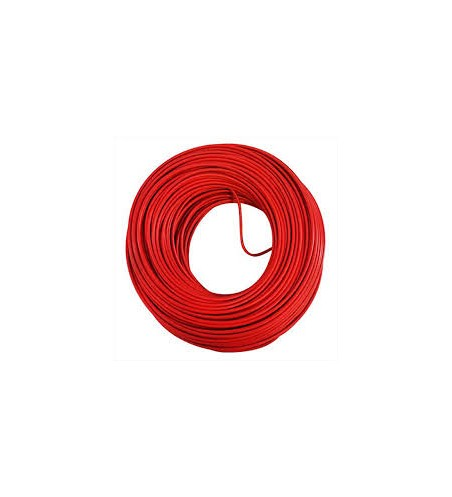 CABLE THHW COLOR ROJO C-12  100M