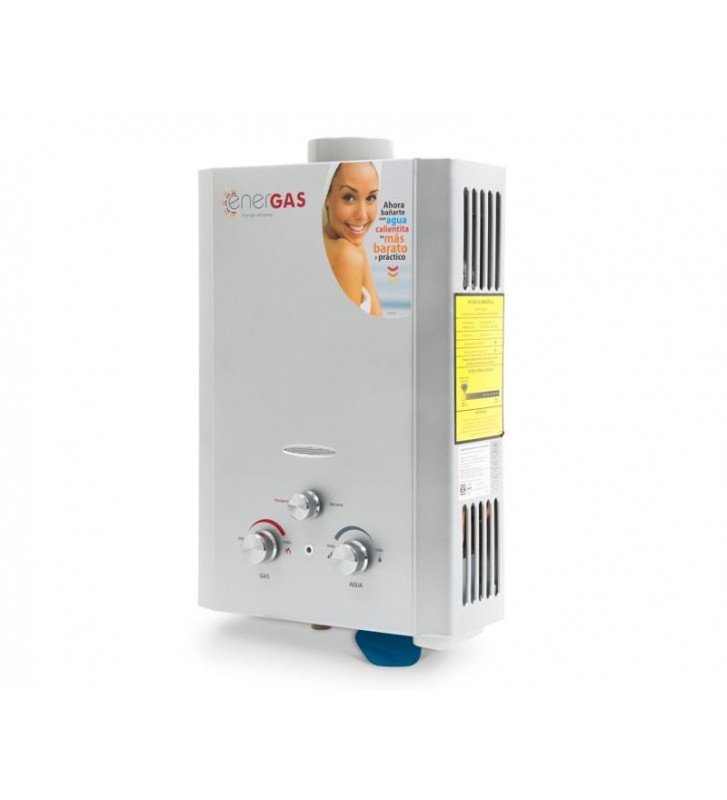 CALENTADOR ENERGAS EG-LP-6LB GAS LP 6L