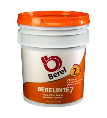 PINTURA BEREL BERELINTE BASE PASTEL BLANCO 19L