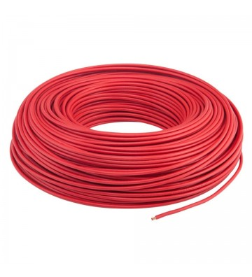 CABLE THHW ROJO C-10 X 100M No. 110010X-1