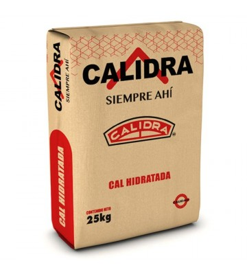 CALHIDRA BRAVA 25KG