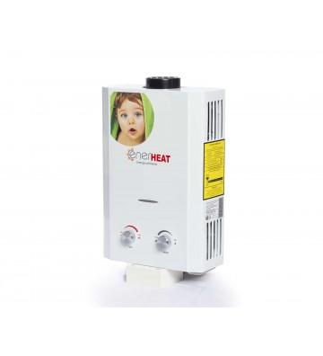 CALENTADOR ENERGAS ENERHEAT 400 6L GAS LP