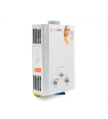 CALENTADOR DE PASO ENERHEAT 6L PARA GAS NATURAL  No.EG-GN-6LB