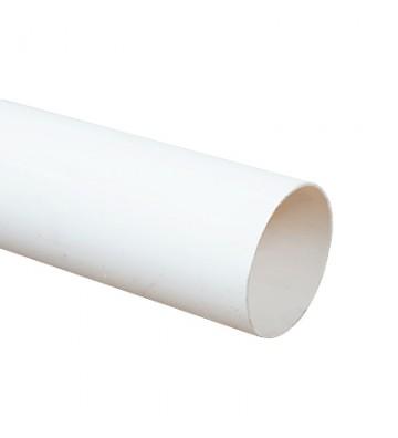 """TUBO PVC SANITARIO 4"""" X 60M No.902110F"""