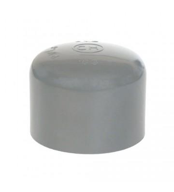 "TAPA PVC C40 CEMENTAR 4"""