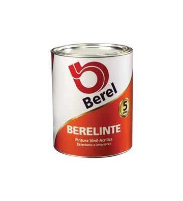 PINTURA VIN NEGRA BERELINTE 1L No. 824