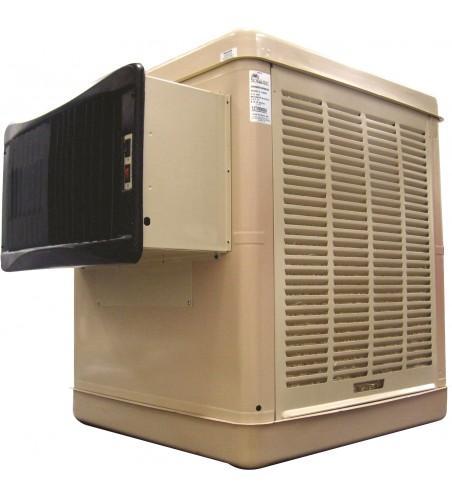 Aire evaporativo empotrable para ventana 3800 solmatic s3800v