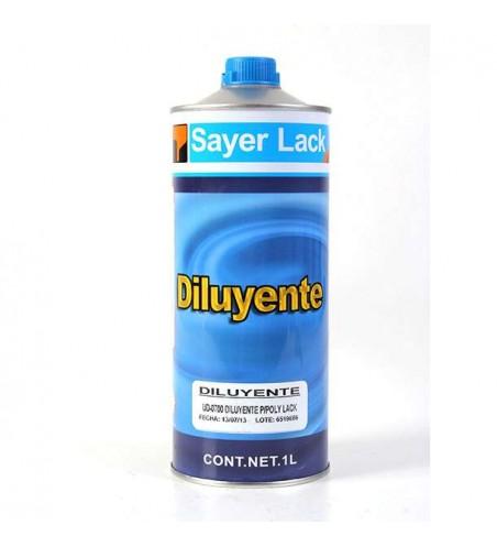 SOLVENTE T/AMER P/NITRO 1L No. D-8000.30