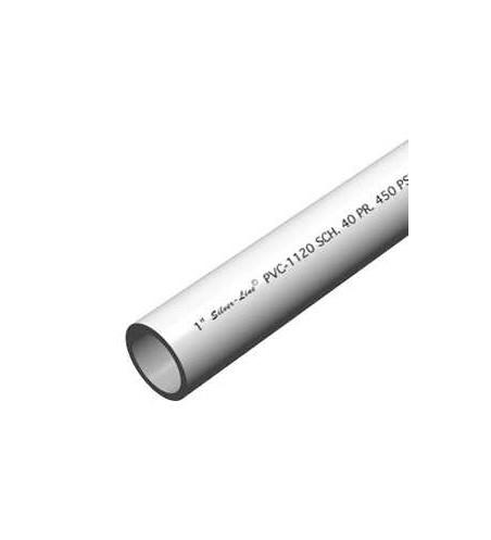 "TUBO PVC C-40 2"""