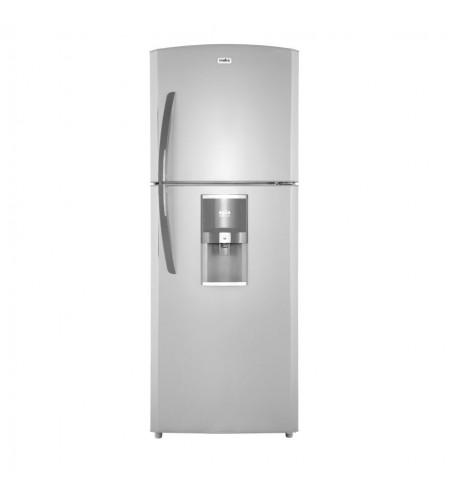 Refrigerador silver con despachador 14 mabe rme1436ymxs0
