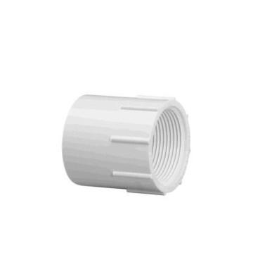 "CONECTOR PVC R/I C-40 6"" No. 435-060"