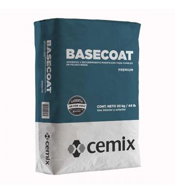 TEXTURA BASECOAT GRIS 20KG CEMIX