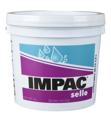 SELLADOR ACRÍLICO IMPAC SELLO 4L