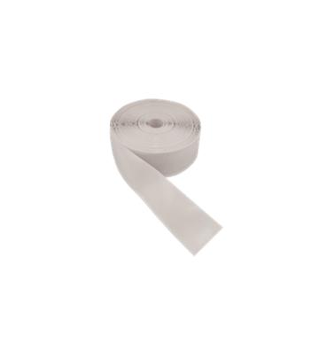 ZOCLO RESIDENCIAL BEIGE 6.5 CM / ROLLO 25 METROS