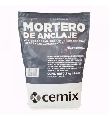 MORTERO DE ANCLAJE CEMIX 2 KG