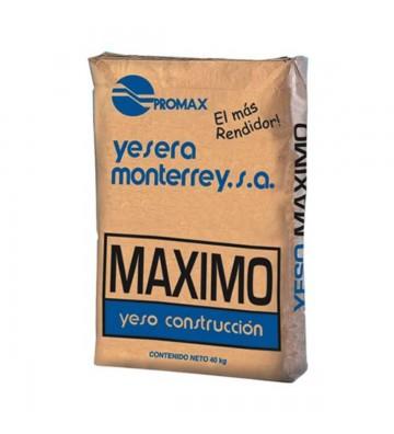 YESO MAXIMO SACO 40KG