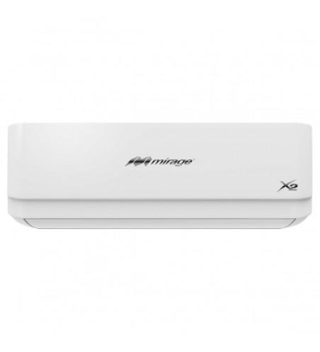 Minisplit frio o calor 1 tonelada 110 volts mirage Ecp120x