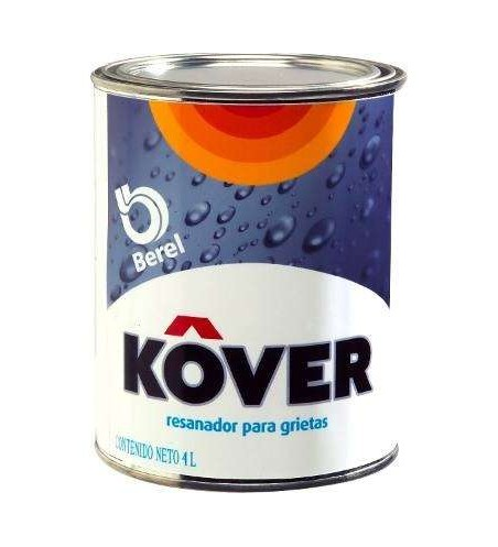 RESANADOR GRIETAS KOVERMAX 4 L No. 2490