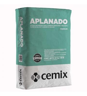 APLANADO CEMIX BLANCO 40KG