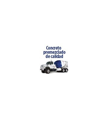 CONCRETO PREMEZCLADO FC=175KG/CM2 175T