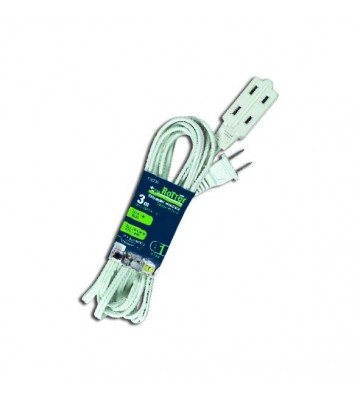 EXTENSION ELEC BLANCA 10M No. 48036