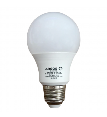 FOCO 9W LED LUZ CALIDA No. 9403016