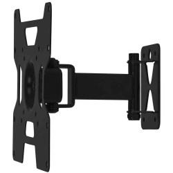 """Para pantallas de 26"""" - 65"""" (66 cm - 165 cm). Fabricado en acero. Movimiento angular.Incluye: Tornillería para su Instalación."""