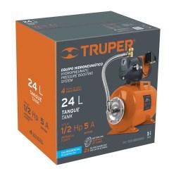 HIDRONEUMATICO 1/2HP 24L TRUPER No. 10077