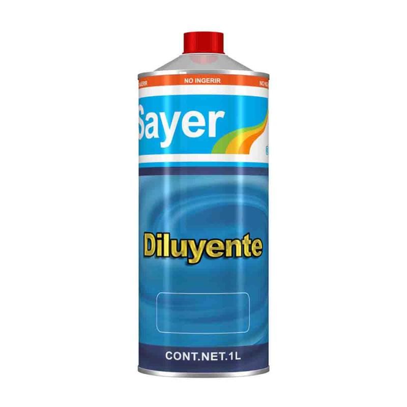 DILUYENTE P/POLIU 1L No. D-0500.30