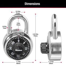 CANDADO COMBINACION M-LOCK 1500D No. ML025