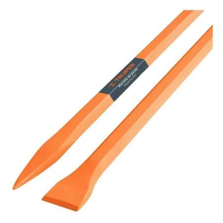 Barreta de punta 7/8 pulgada 125 centimetros truper 10753