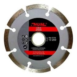 DISCO DIAMANTE 4X1/2X0.07X7/8 No. 2555