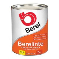 PINTURA VIN NEGR BERELINTE 4L No. 824