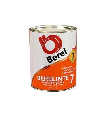 PINTURA VIN AZUL REY BERELINTE 1L No. 834