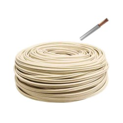 CABLE THHW BLANCO C-8