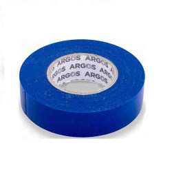 Cinta Aislante De Vinil Azul 3/4X18M