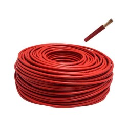 CABLE THHW INDIANA ROJO C-8 No. SLY300