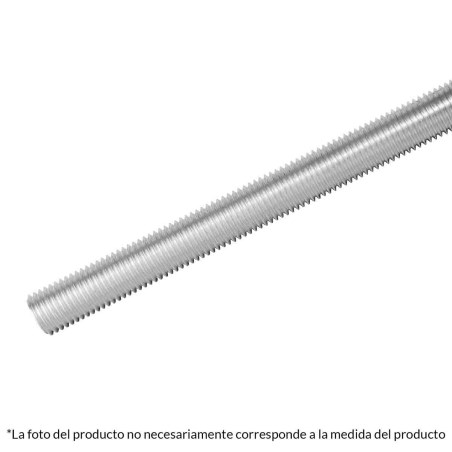 Varilla roscada 3/4 pulgada 1 metro fiero 42417