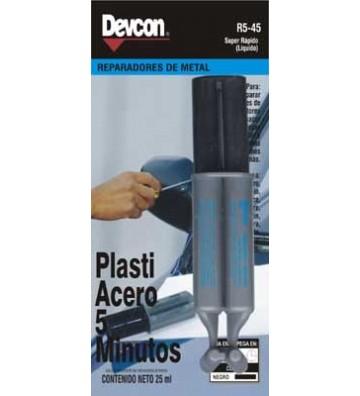 PLASTIACERO JERINGA 5MIN DEVCON 25ML No. R5-45